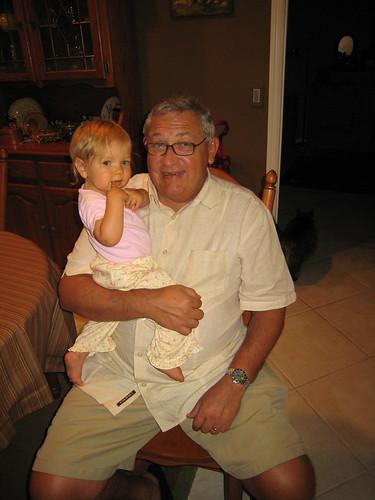 Grandpa Dano's Birthday