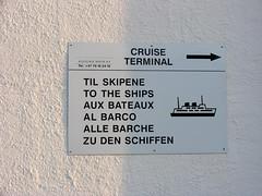 Cruise terminal (erlingsi) Tags: cruise norway norge europe terminal noruega oc ålesund cruiseterminal noorwegen noreg erlingsi erlingsivertsen норвегия