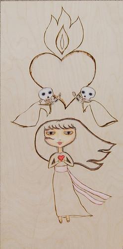 'les petites dolls' class: muertos step 1