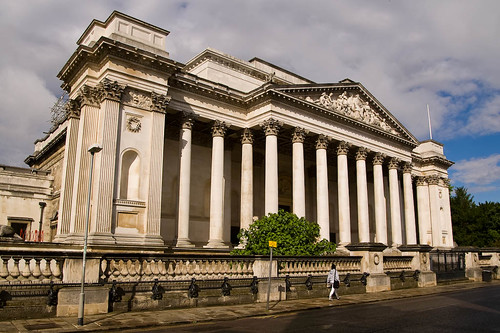 Fitzwilliam Museum in Cambridge