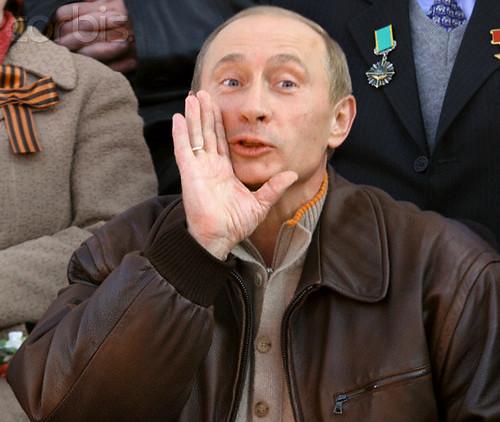 Vladimir Putin by mima11vladimir.