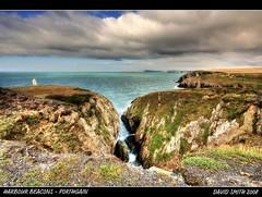 HARBOUR BEACONS - PORTHGAIN (Wiffsmiff23) Tags: porthgain flickrsbest thatsclassy