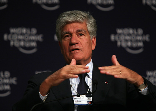 Maurice Lévy - Annual Meeting of the New Champions Tianjin 2008