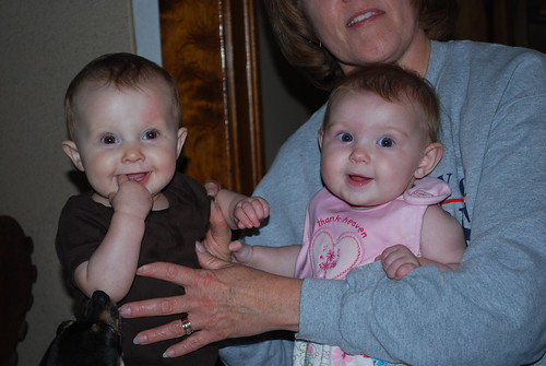 Adeline and Kenzie