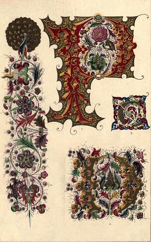 12- Siglo XV- Fragmentos sacados de un manuscrito español