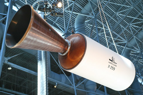 Rocket Motor, Solid Fuel, X-259
