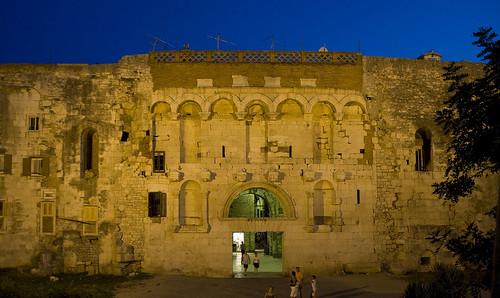Split el Palacio de Diocleciano