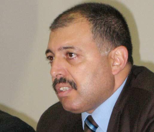 Димитър Терзиев, председателят на Държавната комисия по хазарт
