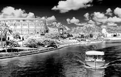 Universal Studios (Bpchern) Tags: photoshop orlando nikon universalstudios fauxinfrared 1755mmf28 d80 hardrockcafeorlando