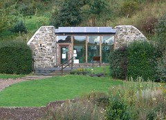 Scotland's First Earthship (bryanilona) Tags: friends scotland fife soe earthship blueribbonwinner golddragon ultimateshot kinghornloch craigencaltecologycentre sustainablecommunityinitiatives