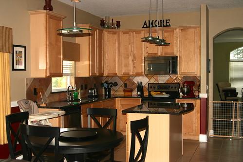 Kitchen - Oct 2008