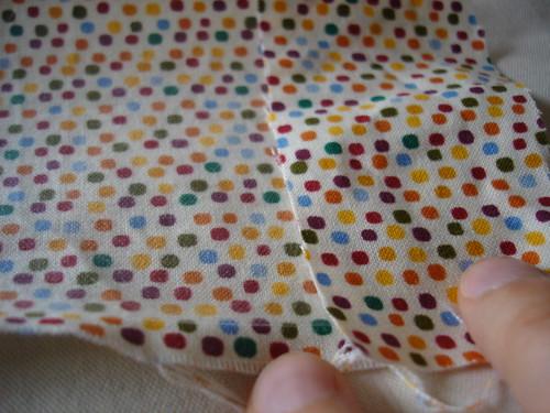 DIY: tecido plastificado