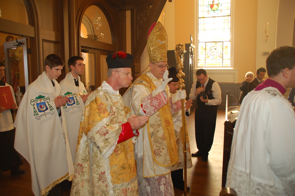 Consecration of Old St. Pat's 267
