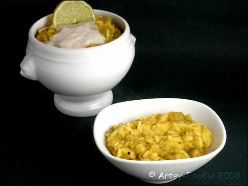 legume-dal-with-rice-served