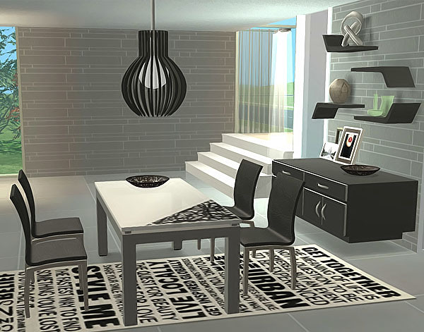 Ideas para casas modernas para los sims3 taringa - Ideas para casas modernas ...