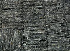 Slate 2 (peterphotographic) Tags: uk wales grey mine slate snowdonia llechweddslatemine