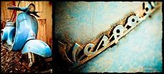 Vespa 50 (bogob.photography) Tags: old trip autumn light summer abandoned colors fashion bike vintage sadness interesting focus colore vespa tour dof sad estate ride paolo bokeh memories style scooter most abandon moto motor nikkor 50 mybest ricordi stile viaggio 1870mm luce piaggio tristezza motorino 1870 vecchia f3545 abbandonata hbw d80 f3445 mywinners nikond80 atunno peoplesfavorites funzionante bogob1980