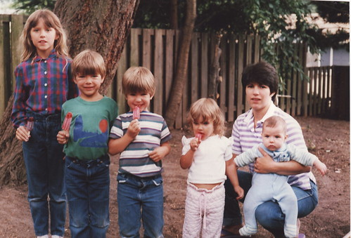 Backyard kids 1986