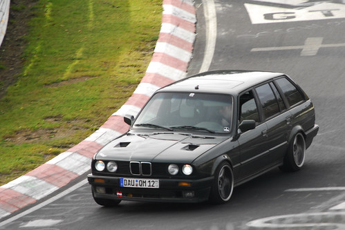 BMW M5 Estate E34