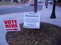 campaign boundary