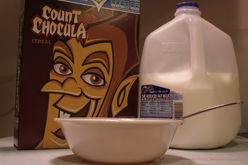 Day 307/366 - Count Chocula by Great Beyond from Flickr