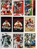 Jason Varitek assorted baseball cards 2