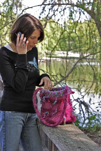confetti purse