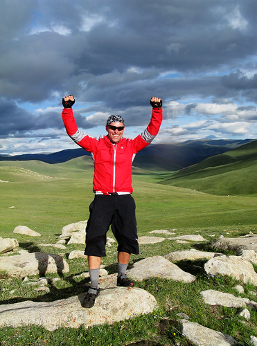 Mongolia Cycle Challenge