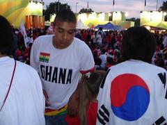 Ghana Korea