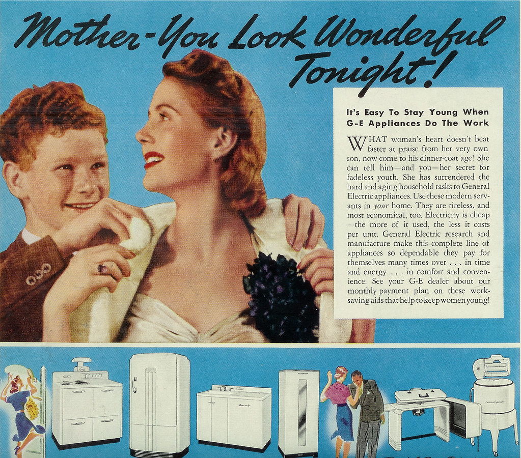Mother-You Look Wonderful Tonight! (Stuff about Minneapolis) Tags: vintage  mother
