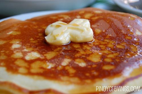 Gasthof Boracay Pancake Breakfast