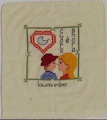 Progetto Tutte creative 1: Cuore=amore