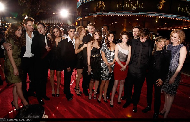 Twilight Red Carpet Premiere by withlove.erin
