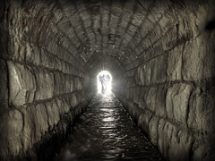 Light at the end of the tunnel (Cooks Forest) Tags: life usa nature architecture canon landscape death god faith jesus religon httpcooksforestnet