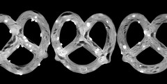 Pretzels (Surfactant) Tags: xray pretzel radiograph