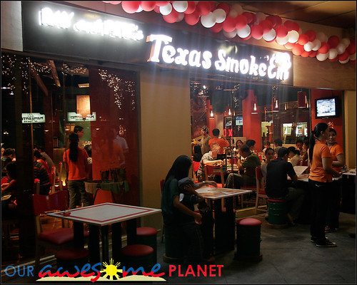 Texas Smoke Em