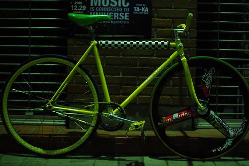 Ikuchin`s bike《prest》