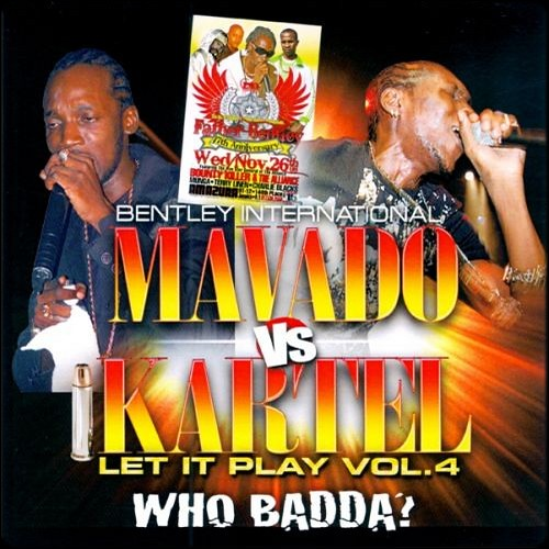 mavado vs kartel mixtape.