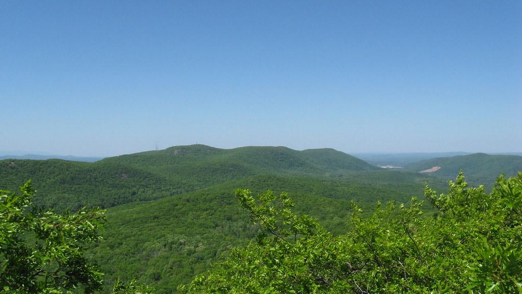 View of Fishkill Ridge from Mt. Taurus by Jeff Green