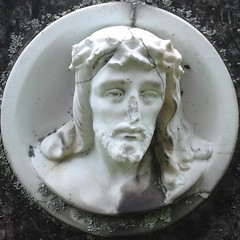 Jesus (mag3737) Tags: stone nose missing jesus carving squaredcircle squircle norwaysc