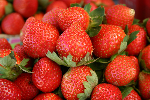 Baguio Strawberrys