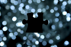 Love is the missing piece of the puzzle