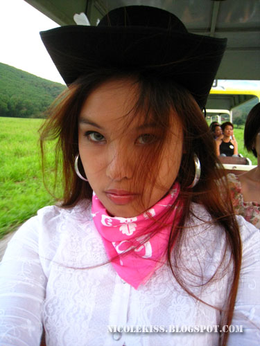 serious cowgirl