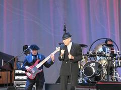 Leonard Cohen Concert (First half), Weybridge, 11 July 2009