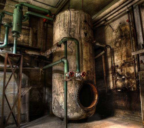 Steel mill #4