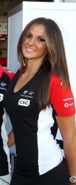 Babe Monaco Virgin