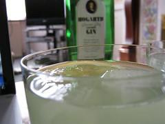 GandT (Paul-Skinner) Tags: ice lemon drink alcohol booze gt gin tonic ginandtonic hogarth gandt 365days