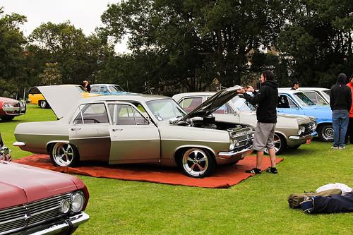 Toowoomba Classic Holden Club Meet-5