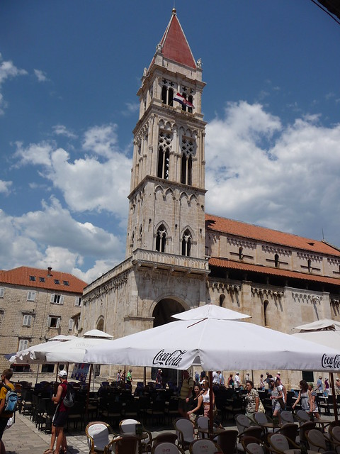 St. Lovre's cathedral, Trogir