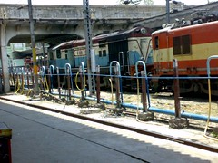 WDM-2 (kshitijwap4) Tags: trains nagpur indianrailways irfca